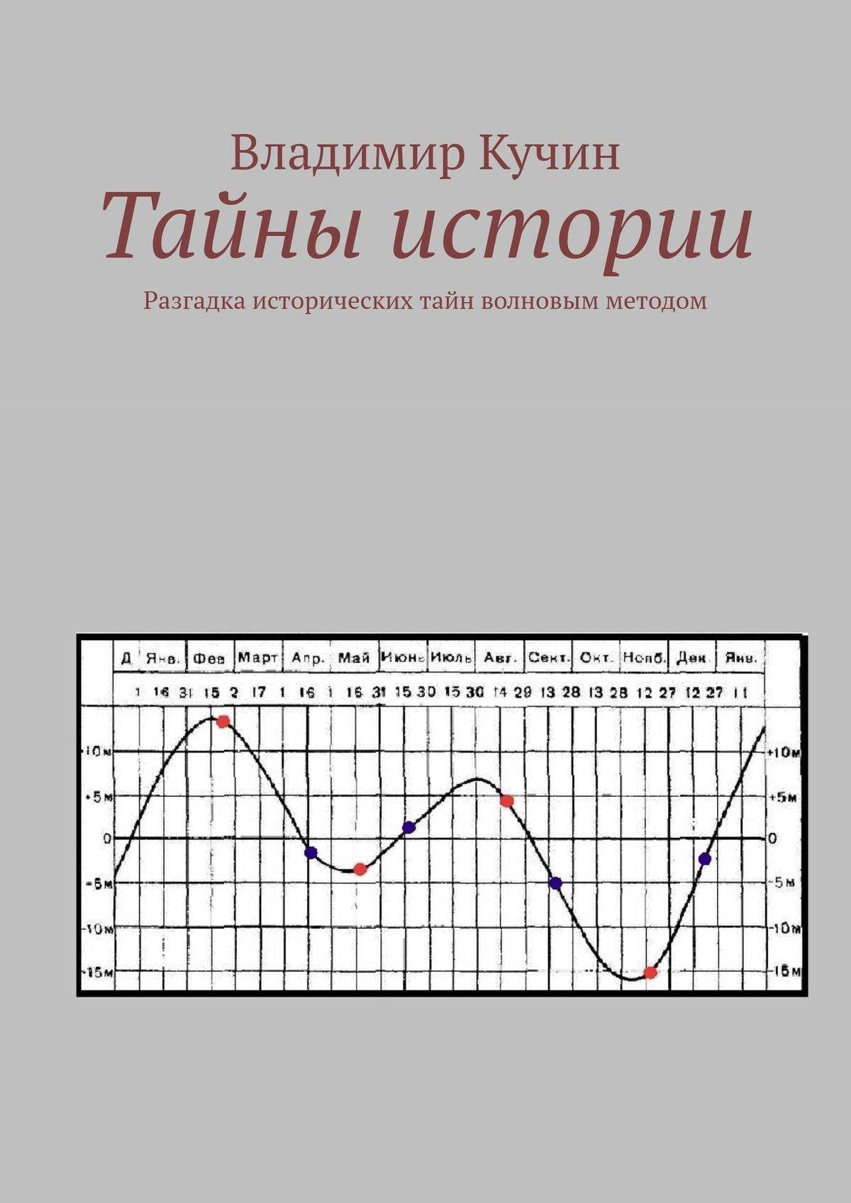 Владимир Кучин - Тайны истории. Разгадка исторических тайн волновым методом
