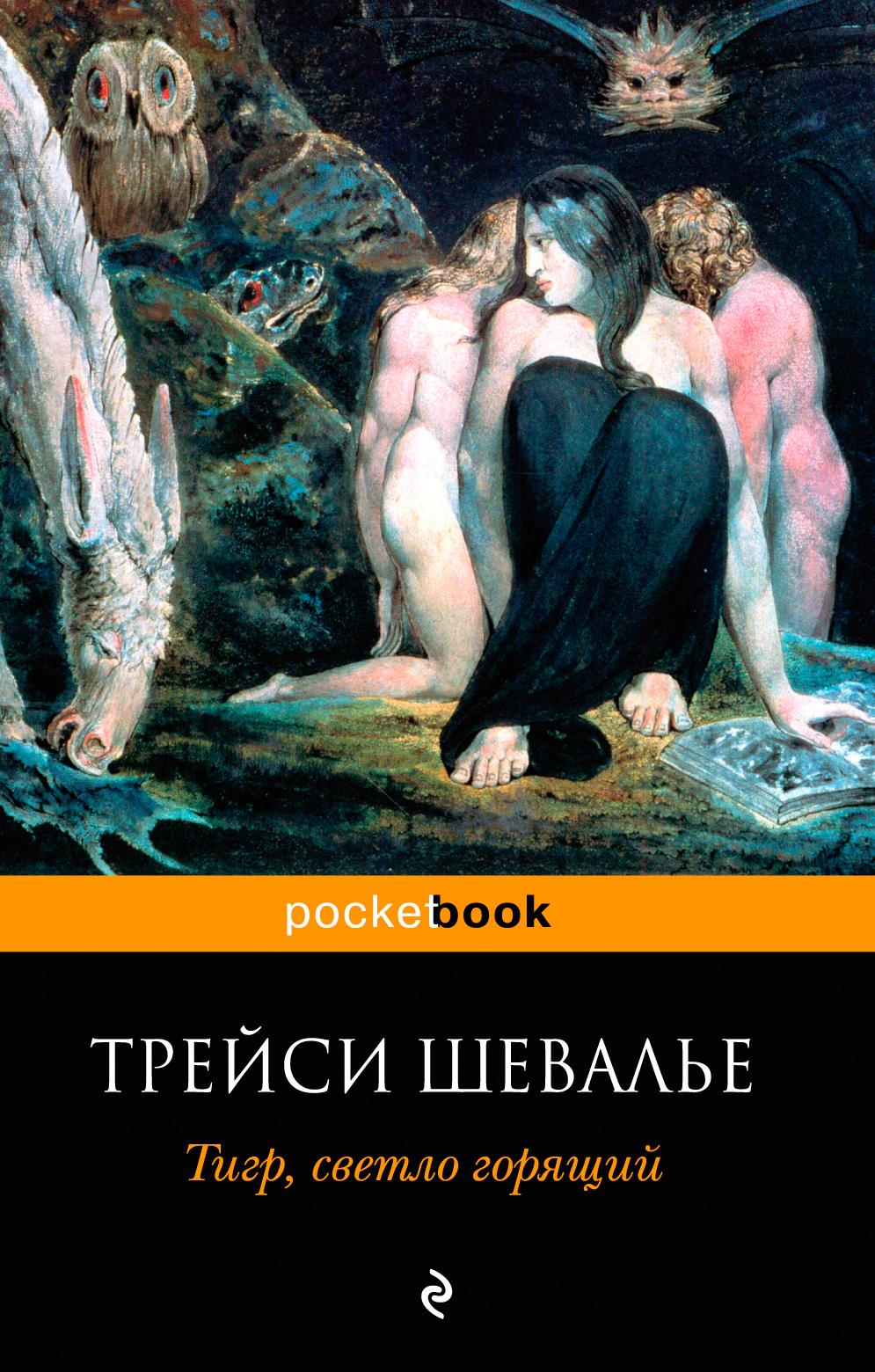 Книга Тигр, светло горящий
