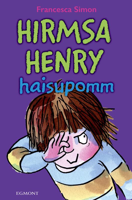 Купить книгу Hirmsa Henry haisupomm. Sari