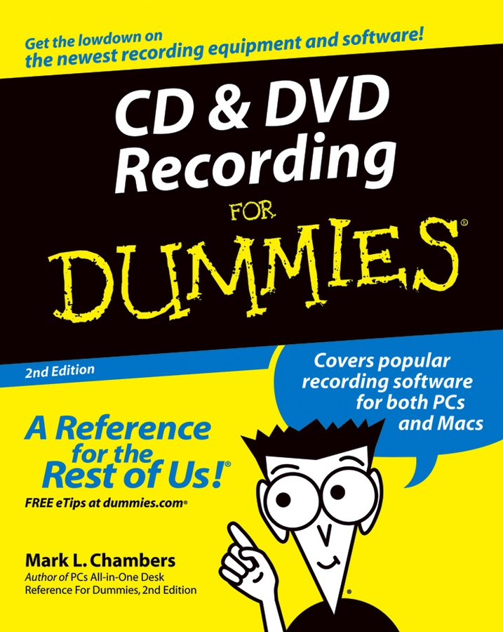 Купить книгу CD and DVD Recording For Dummies, автора