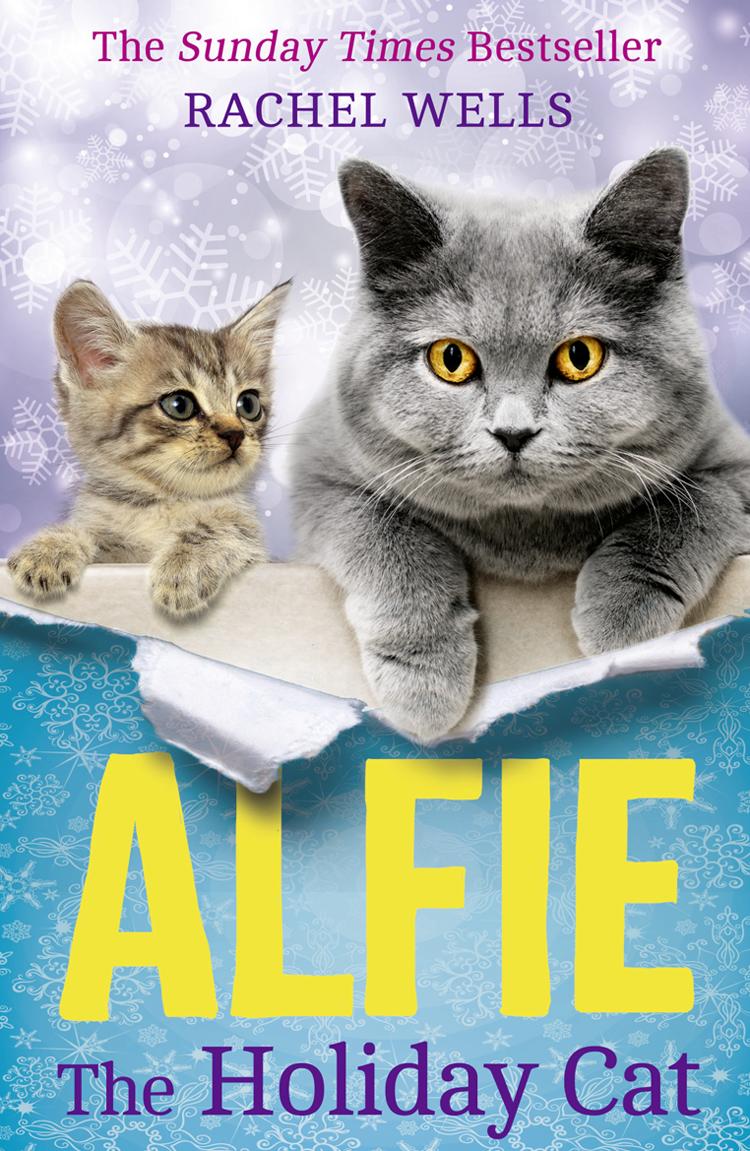 Купить книгу Alfie the Holiday Cat, автора Rachel  Wells