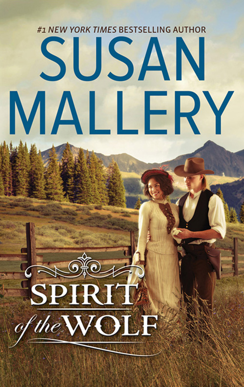 Купить книгу Spirit Of The Wolf, автора Сьюзен Мэллери