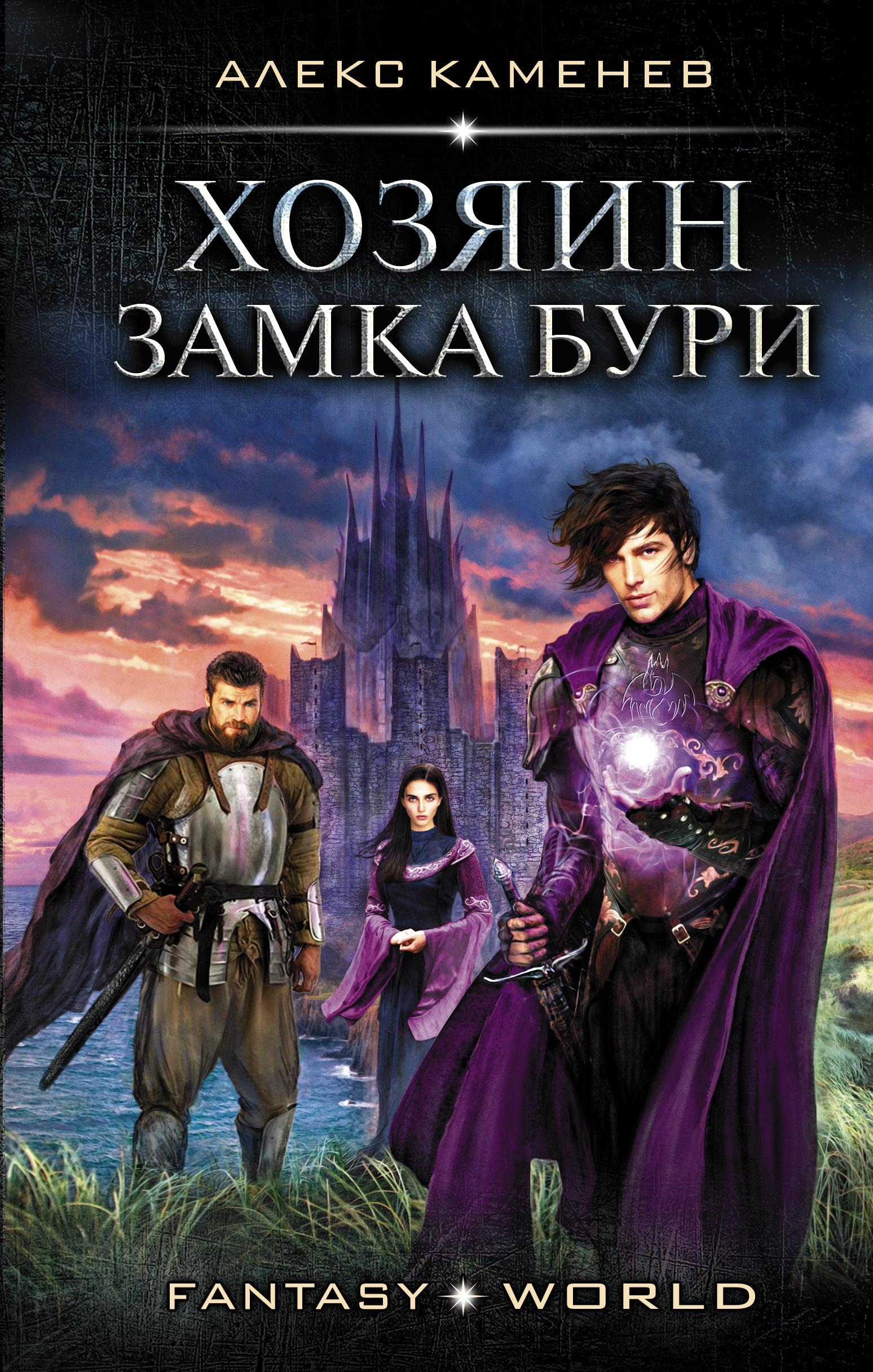 Купить книгу Хозяин Замка Бури, автора Алекса Каменева