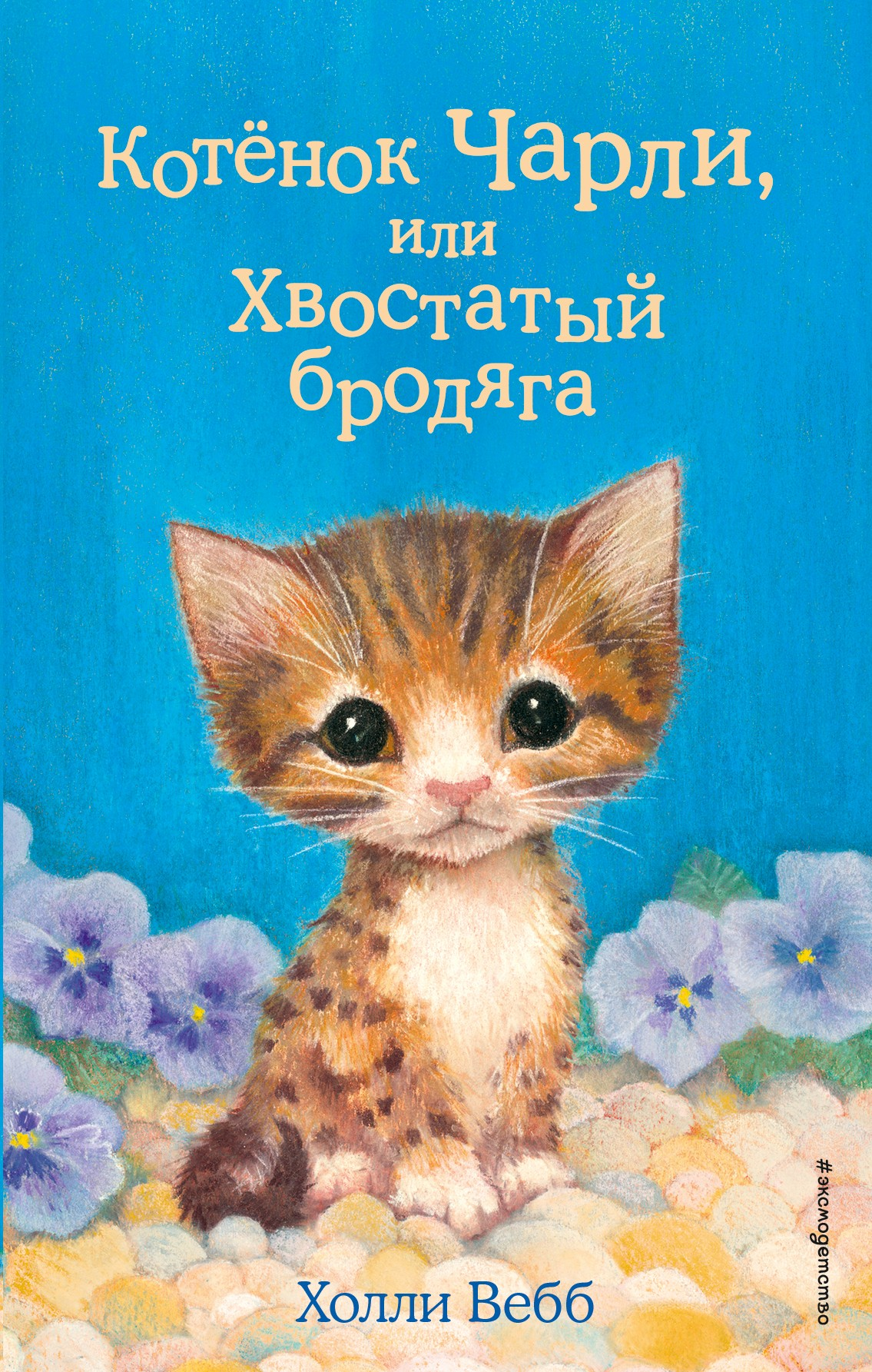Купить книгу Котёнок Чарли, или Хвостатый бродяга, автора Холли Вебб