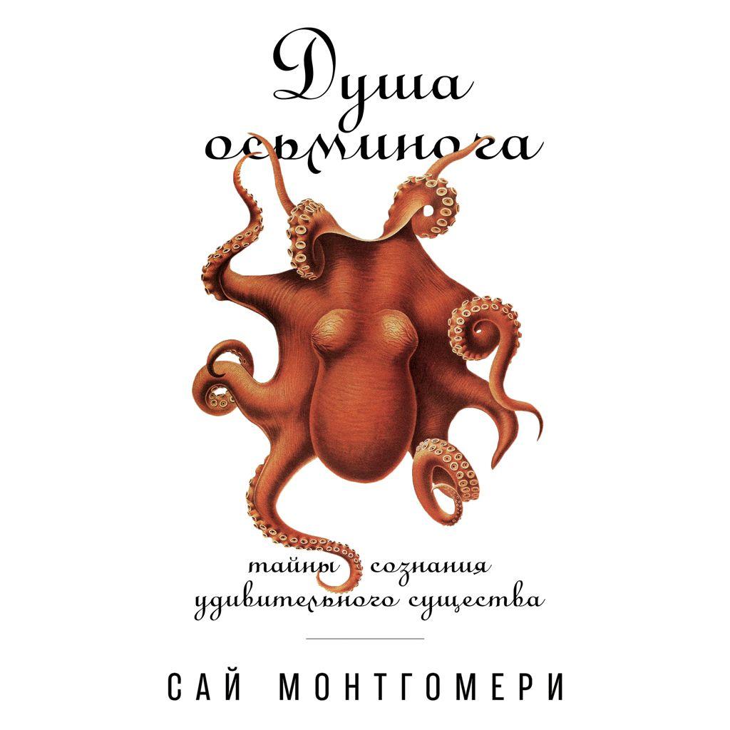 Купить книгу Душа осьминога: Тайны сознания удивительного существа, автора Сая Монтгомери