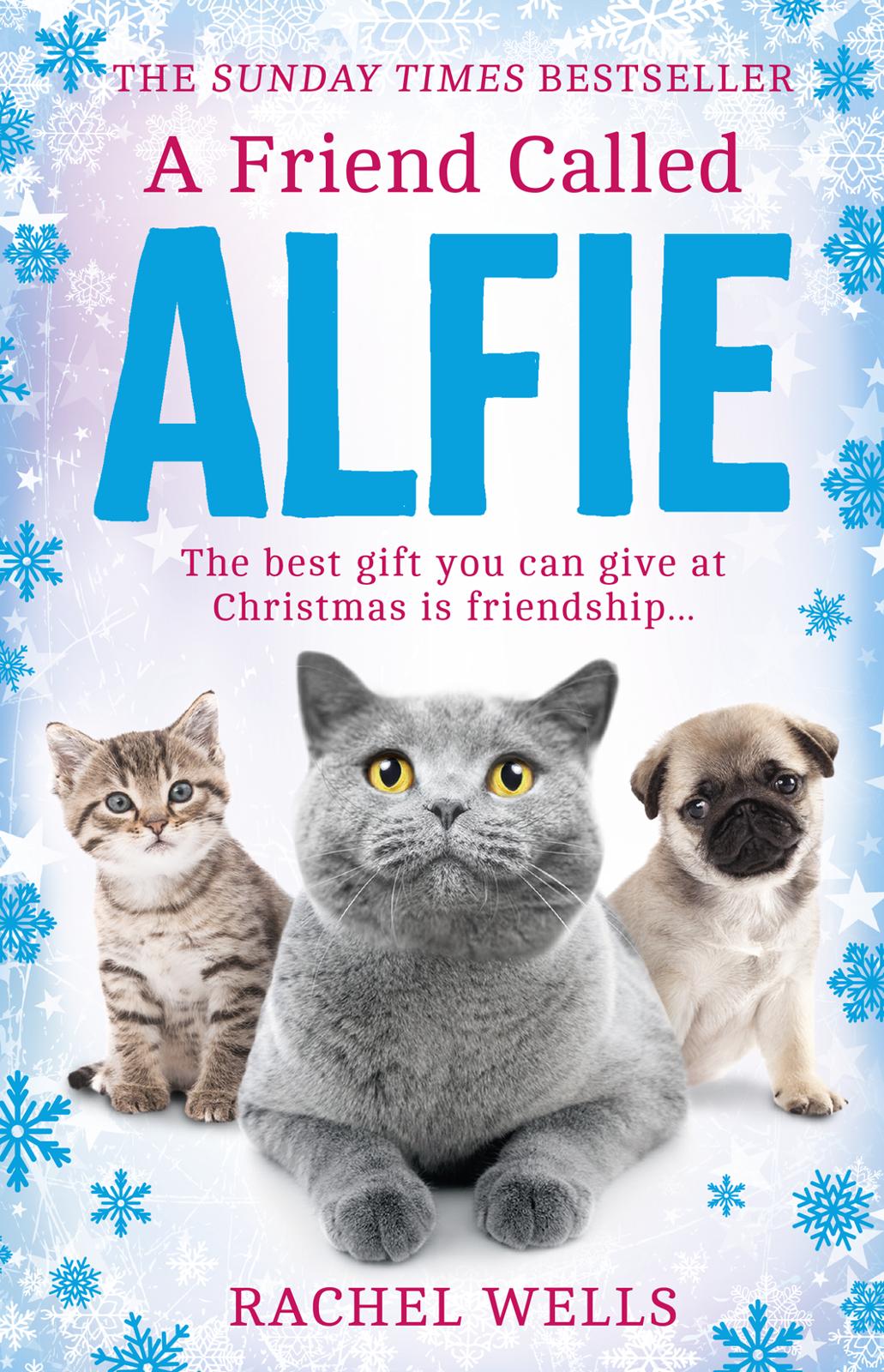 Купить книгу A Friend Called Alfie, автора Rachel  Wells
