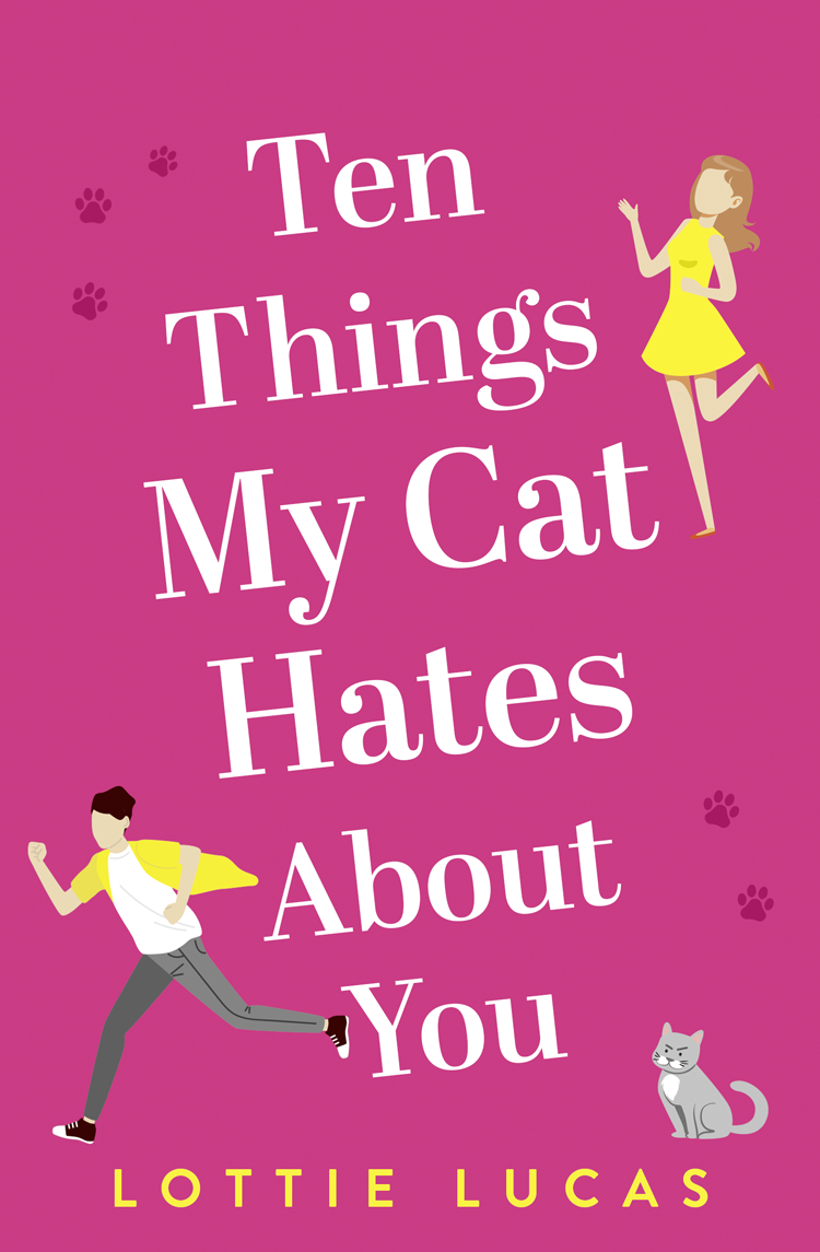 Купить книгу Ten Things My Cat Hates About You, автора