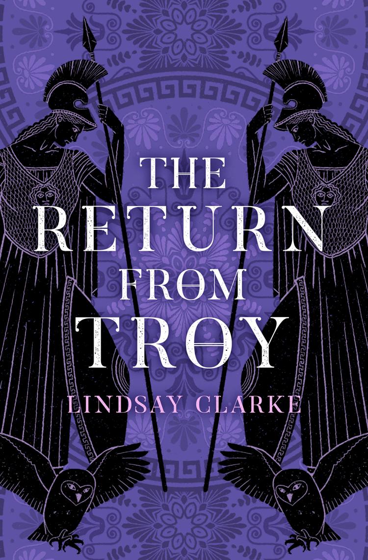 Купить книгу The Return from Troy, автора Lindsay  Clarke
