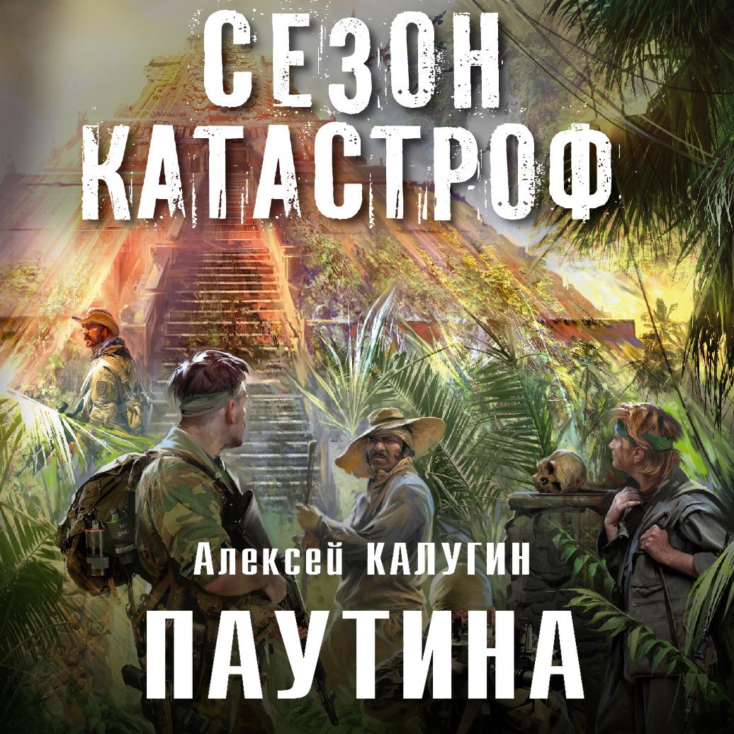 Купить книгу Паутина, автора Алексея Калугина