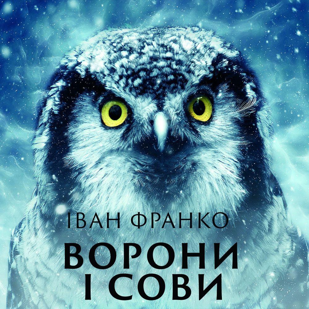 Купить книгу Ворони і сови, автора Ивана Франко