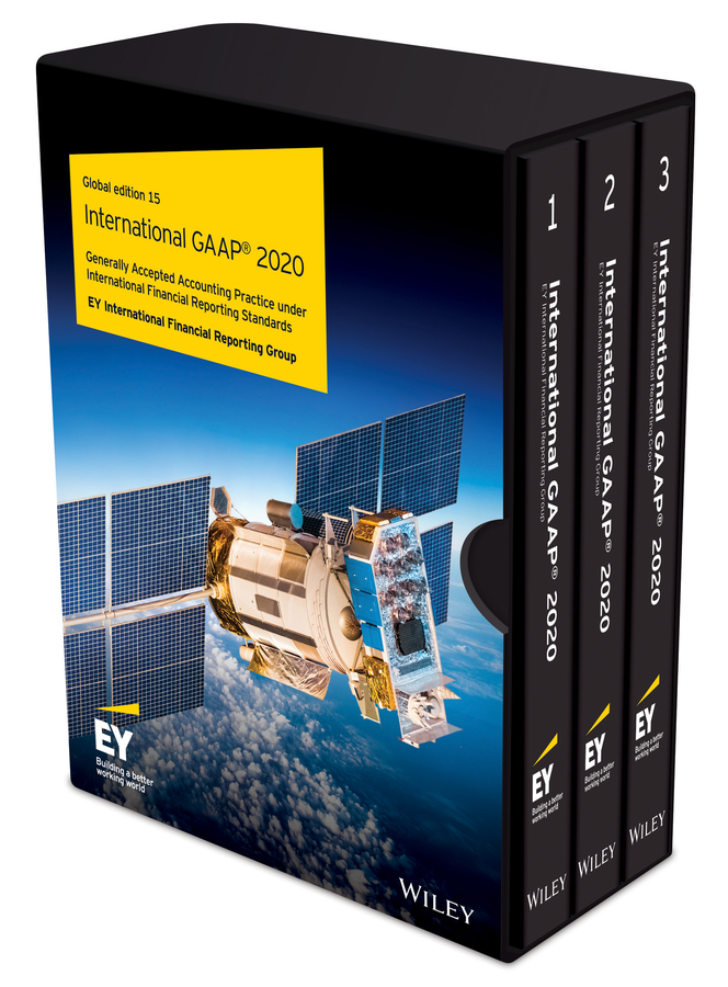 Купить книгу International GAAP 2020, автора