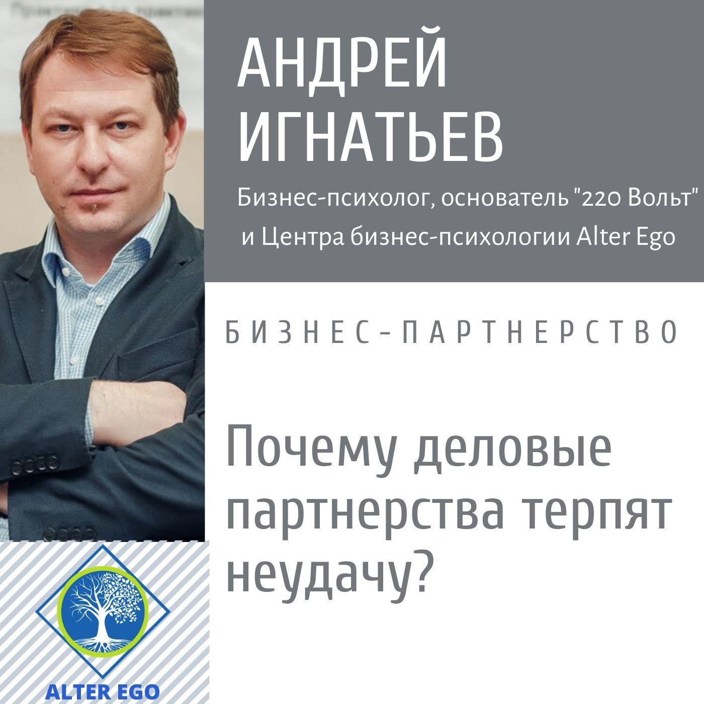 Купить книгу Почему деловые партнерства терпят неудачу: причины, автора Андрея Игнатьева