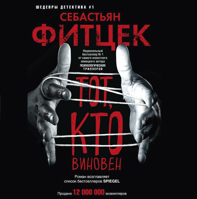 Купить книгу Тот, кто виновен, автора Себастьяна Фитцка