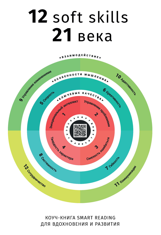 Smart Reading - 12 soft skills 21 века. Коуч-книга для вдохновения и развития