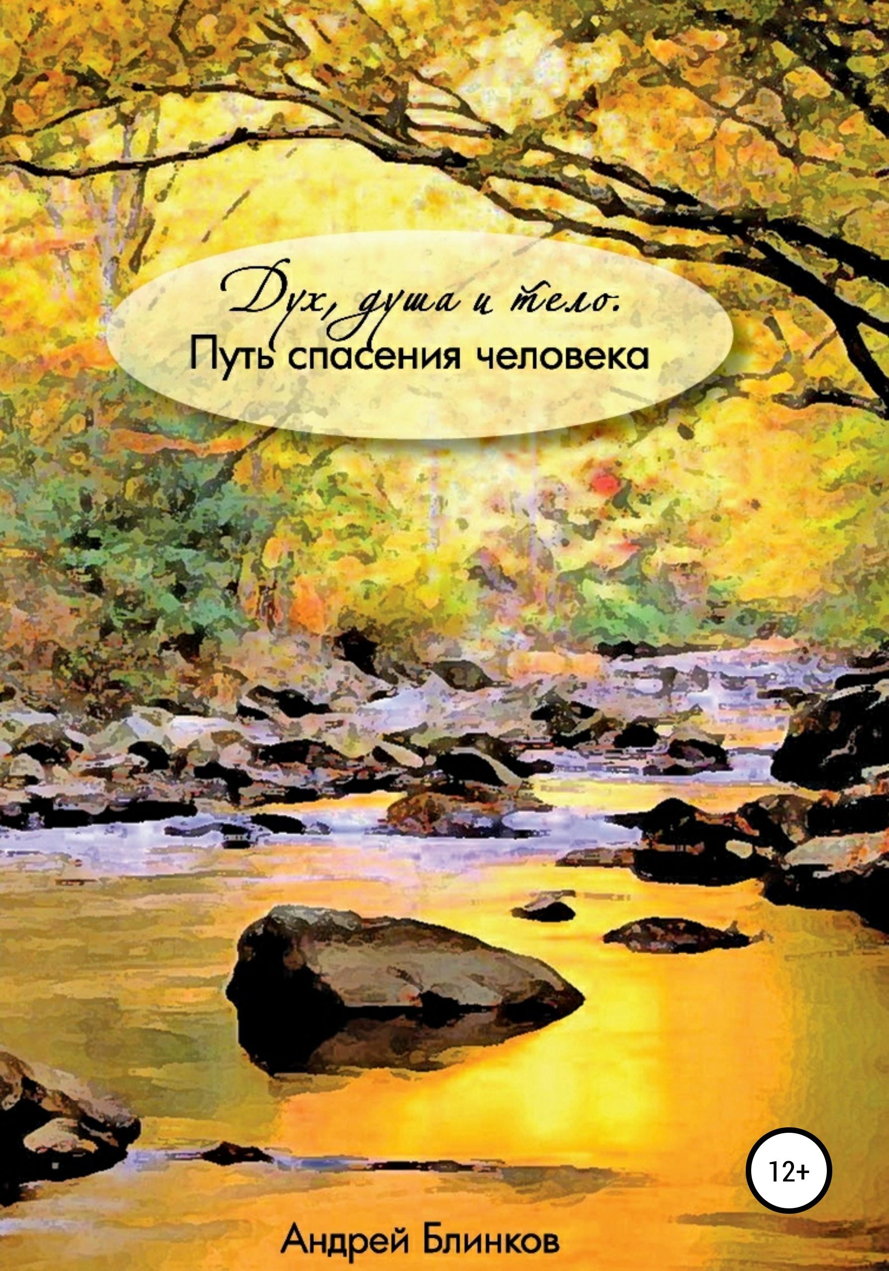 Купить книгу Дух, душа и тело. Путь спасения человека, автора Андрея Евгеньевича Блинкова
