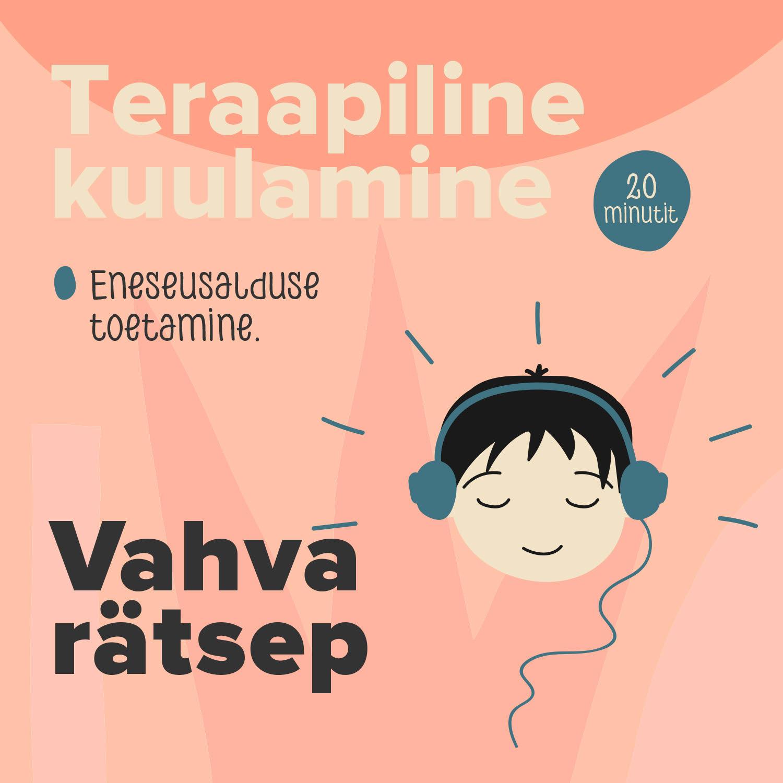 Купить книгу Vahva rätsep, автора Teraapiline Kuulamine