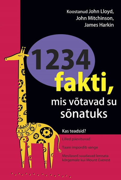 Купить книгу 1234 fakti, mis võtavad su sõnatuks, автора Джона Ллойда