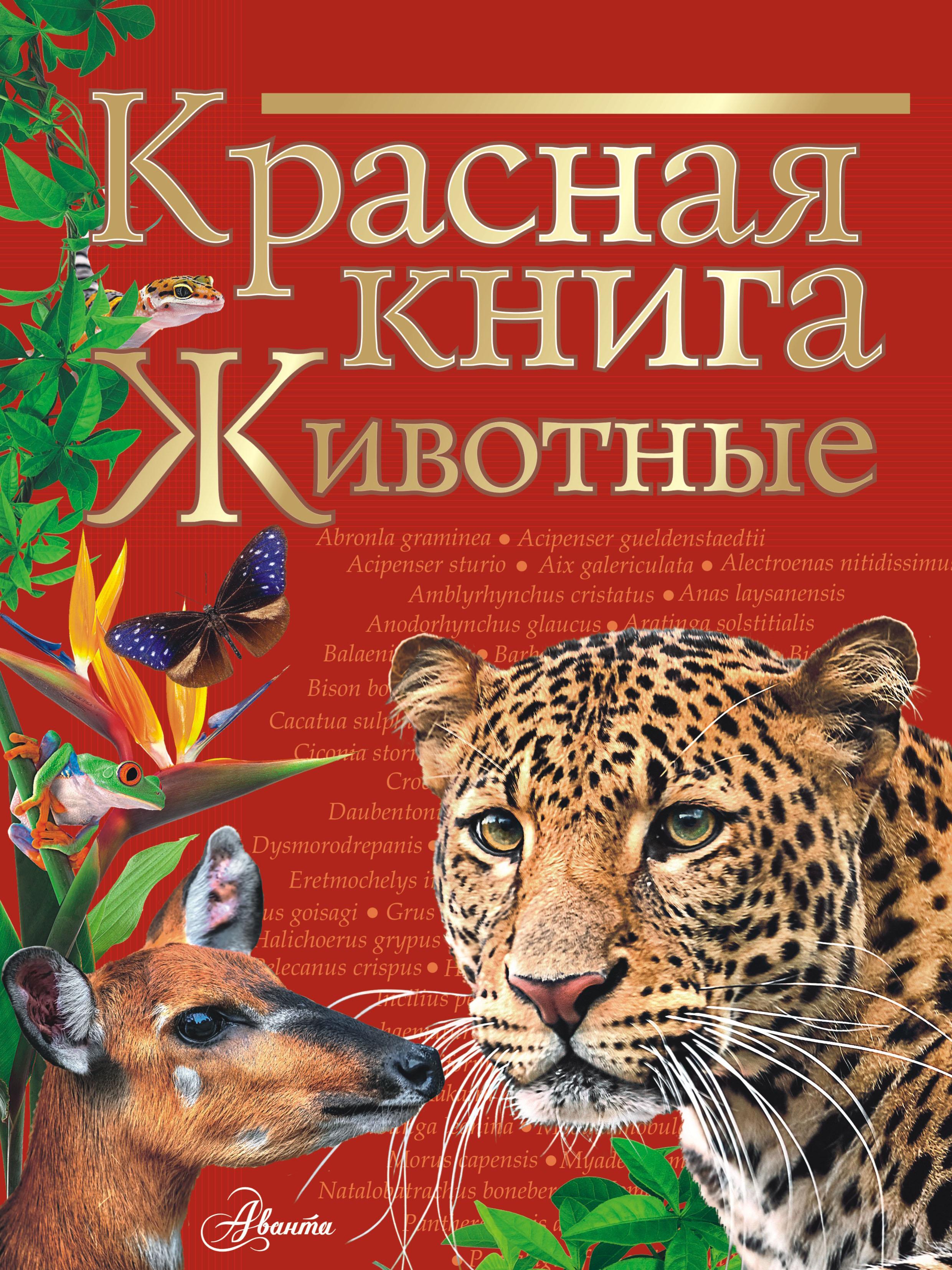Купить книгу Красная книга мира. Животные, автора Коллектива авторов