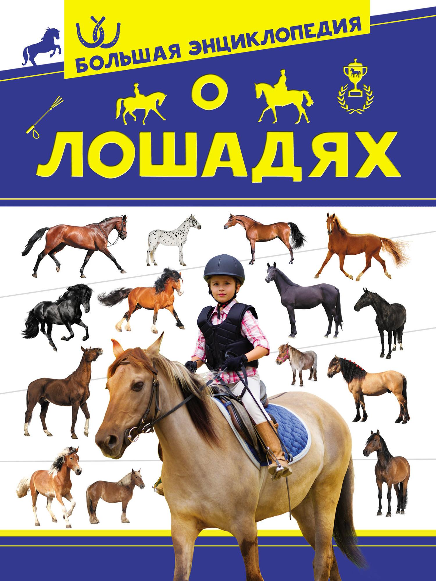 Купить книгу Большая энциклопедия о лошадях, автора Анны Спектор
