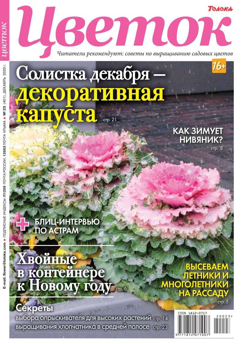 Купить книгу Цветок 23-2020, автора
