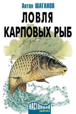 Антон Шаганов - Ловля карповых рыб