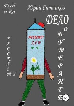 Юрий Ситников - Дело о бумеранге