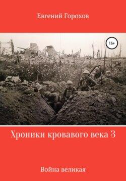 Евгений Горохов - Хроники кровавого века 3: война великая
