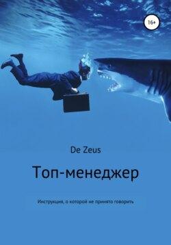 De Zeus - Топ-менеджер. Инструкция, о которой не принято говорить