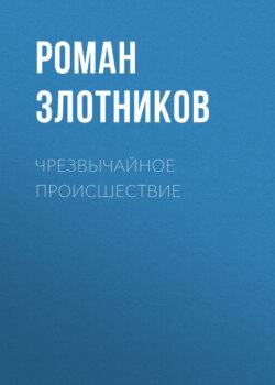 Роман Злотников - Чрезвычайное происшествие