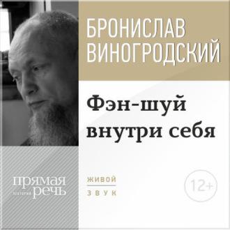 Аудиокнига Лекция «Фэн-шуй внутри себя»