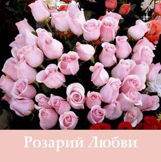 Аудиокнига Розарий Любви