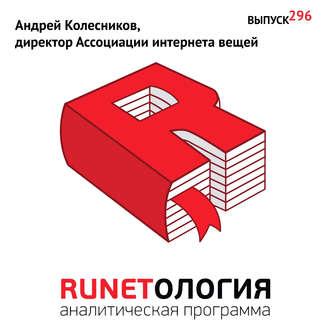 Аудиокнига Андрей Колесников, директор Ассоциации интернета вещей