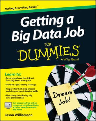 Купить Getting a Big Data Job For Dummies