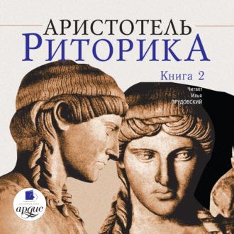 Аудиокнига Риторика. Книга 2