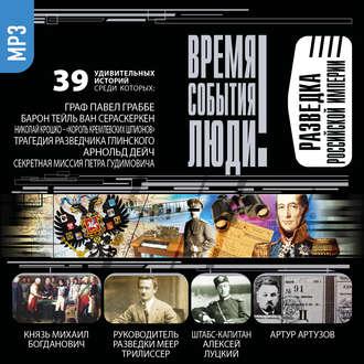 Аудиокнига Разведка Российской Империи