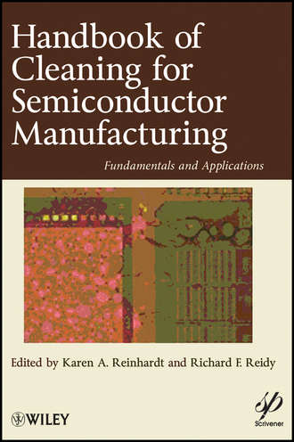 Купить Handbook for Cleaning for Semiconductor Manufacturing. Fundamentals and Applications