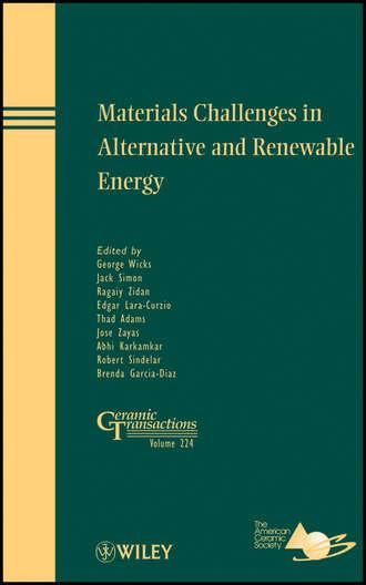 Купить Materials Challenges in Alternative and Renewable Energy