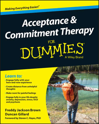 Купить Acceptance and Commitment Therapy For Dummies
