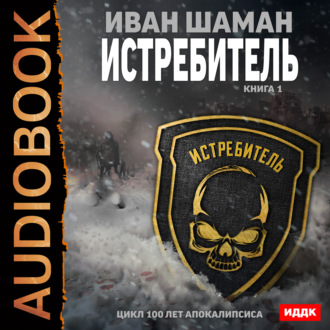 Аудиокнига Истребитель. Книга 1