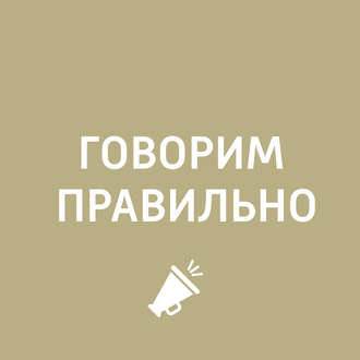 Аудиокнига Паронимы