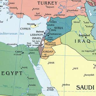 Аудиокнига Ближний Восток: есть ли брод в огне?
