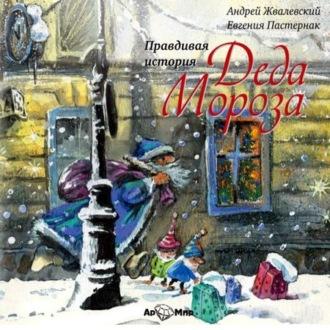 Аудиокнига Правдивая история Деда Мороза (аудиоспектакль)