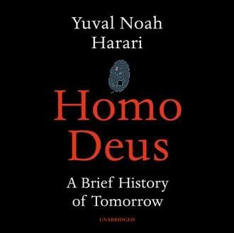 Аудиокнига Homo Deus