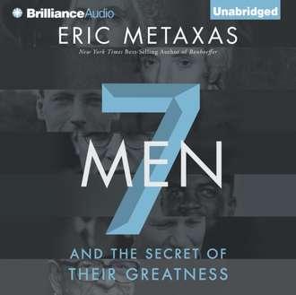 Аудиокнига Seven Men