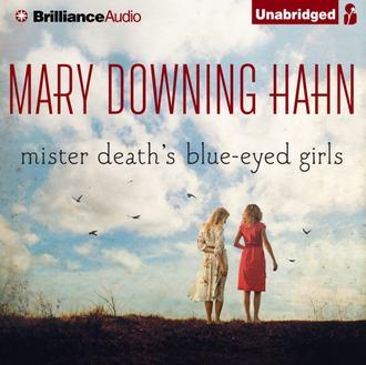 Аудиокнига Mister Death's Blue-Eyed Girls