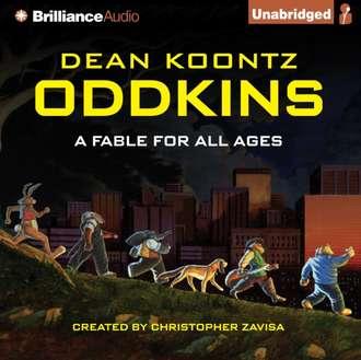 Аудиокнига Oddkins