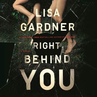 Аудиокнига Right Behind You