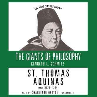Аудиокнига St. Thomas Aquinas