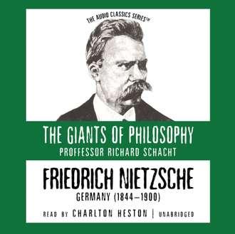Аудиокнига Friedrich Nietzsche