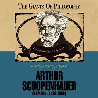 Аудиокнига Arthur Schopenhauer